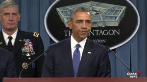 "Obama: Fight against ISIS ""will not be quick"""