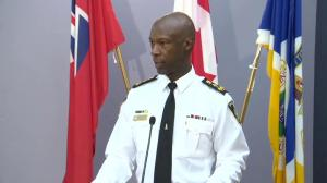No link between Tina Fontaine case and internal investigation into officers: Chief Clunis