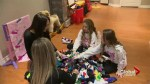 Best friends helping to change the world one sock at a time.