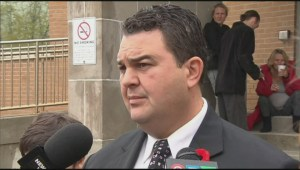 Dean Del Mastro says he's returning to Parliament despite conviction