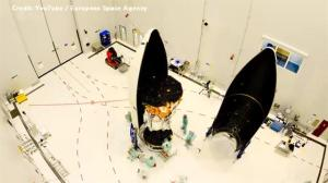 ESA releases timelapse video showing preparation and launch of LISA Pathfinder satellite