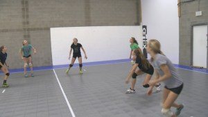 Elite volleyball training comes to Kelowna