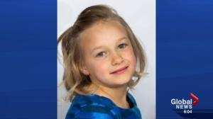 Calgary girl struck by father's truck in driveway dies