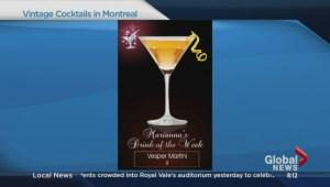 Hidden gems on Montreal's cocktail scene