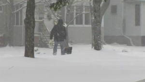 Moncton digging out after snowstorm