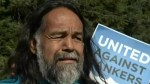 LNG protesters in Haida Gwaii use royal visit to highlight cause