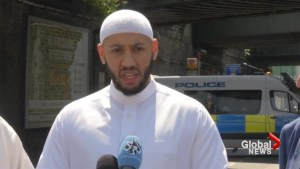 Imam says worshipper experiencing medical episode struck by van