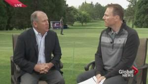 PC Financial Open: PGA Canada President Jeff Monday