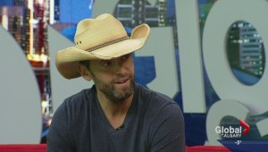 Dean Brody discusses his new album Beautiful Freakshow