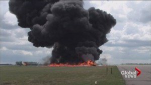 Air shows safety highlighted after two fatal plane crashes