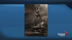 First image of Wonder Woman revealed!
