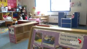 Ontario government plans overhaul of childcare system
