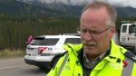 RCMP on Banff tour bus incident