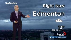 Edmonton early morning weather forecast: Tuesday, June 20, 2017