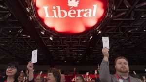 Liberals hold nomination meeting for Saint-Laurent byelection