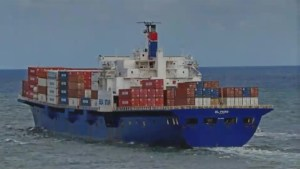 Cargo ship goes missing after being disabled near the eye of hurricane Joaquin