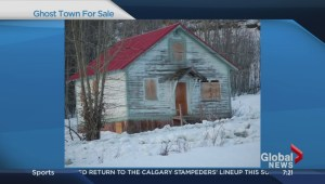 B.C. ghost town for sale for under $1 million