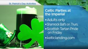 Fun St. Patrick's Day events in Vancouver