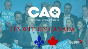 CAQ wants English community votes