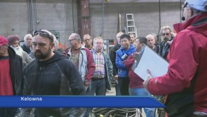 Kelowna trades shop on auction block