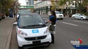 Calgary city council debates car sharing solutions