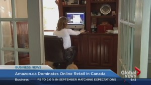 BIV: Amazon's online dominance