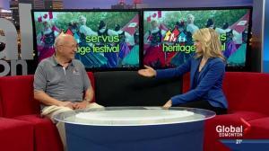 Edmonton's Servus Heritage Festival