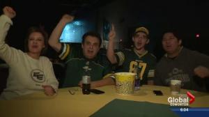 Edmonton buzzing with Grey Cup fever