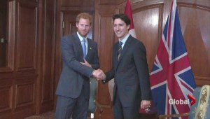 Prince Harry promotes 2017 Invictus Games in Toronto