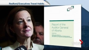 Audit finds misuse of public funds by former Alberta premier Alison Redford