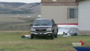 Triple fatal Alberta shooting