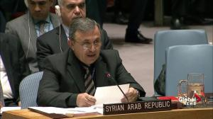 Syria condemns U.S. airstrike, criticizes prior French attacks