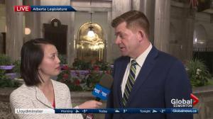 Alberta Budget 2017: Wildrose leader Brian Jean on the morning news