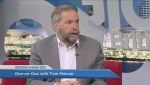 One-on-one with Thomas Mulcair