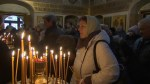 Russian Sunday mass dedicated to plane crash victims