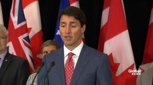 Trudeau says Integrity of Canada's immigration system reinforced with task force