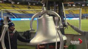 Impact fans move bell to Big O