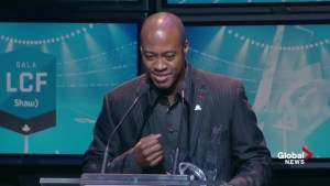 Shaw CFL Awards: Henry Burris named Most Outstanding Player
