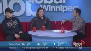 Manitoba Bisons prepare for Homecoming game vs Huskies
