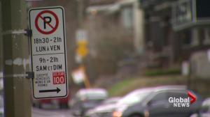 Quebec man fights dead son's parking ticket