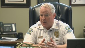 Ferguson police chief under scrutiny after DOJ report