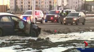 Driver killed in northeast Edmonton collision