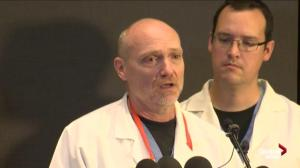 Three victims of Oregon school shooting transferred to Eugene-area hospital are in stable condition