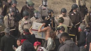 Manitobans come together to support demonstrators at Standing Rock