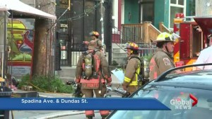 One injured after 3 suspicious fires sprout up in Kensington Market