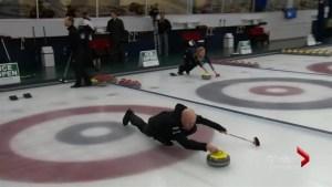 Calgary curling team is rocking it