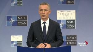 NATO not looking for 'second Cold War' with Russia