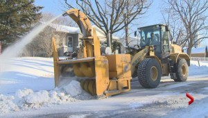 City snow removal
