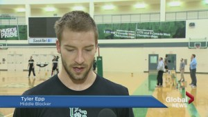 Huskies men's volleyball team sets sights on national title