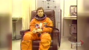 Roberta Bondar carried Canadian hopes, pride into space